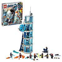 Lego 76166 Супер Герои Битва за башню Мстителей