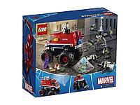 Lego 76174 Супер Герои Монстр-трак Человека-Паука против Мистерио
