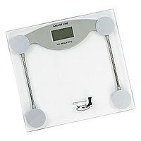 Весы напольные электронные Galaxy GL 4810 Серый