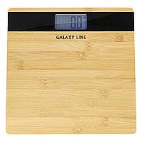 Весы напольные электронные Galaxy GL 4813 Деревянный
