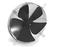 Вентилятор осевой ВОВ-550