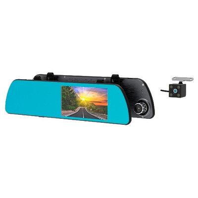 Camera Ritmix AVR-550 Mirror, black
