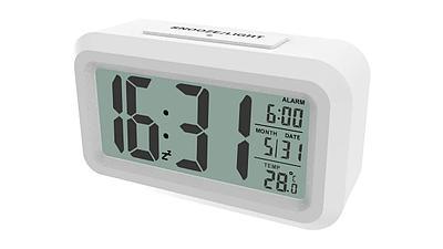Alarm Clock Ritmix CAT-100,white