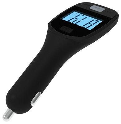 MP3 car FM modulator, Ritmix FMT-A705