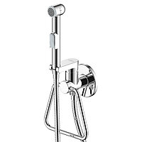Смеситель Rossinka Silvermix X25-55 с гигиеническим душем