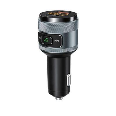 MP3 car BT/FM modulator + USB charger + voltmeter, Ritmix FMT-A707