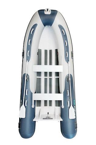 Надувная лодка RIB GLADIATOR AL 380, фото 2