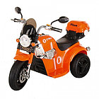 Детский электромотоцикл PITUSO MD-1188, 90х43х54 см, Orange / Оранжевый