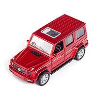 Металлическая машинка, X-Game Kids, 63000MR, 1:32, 12.1 см, Красный металлик