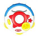 HAUNGER Игрушка-погремушка развивающая музыкальная Бубен 20*5*18,8 см (свет,звук) (в кор.60 шт.)