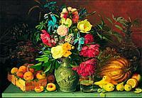 """СТЕЛЛА: Пазлы Хруцкий И.Ф. """"Цветы и плоды"""", 1500 дет."""