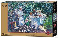 """СТЕЛЛА: Пазлы Коровин К.А. """"В саду. Гурзуф"""", 1500 дет."""