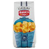 Чипсы картофельные Amica Chips Eldorada с розмарином 130 гр
