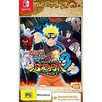 Naruto Shippuden Ultimate Ninja Storm 3 NS