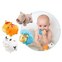 """Roxy: Набор игрушек для ванной """"Моя ферма"""", 4 шт"""
