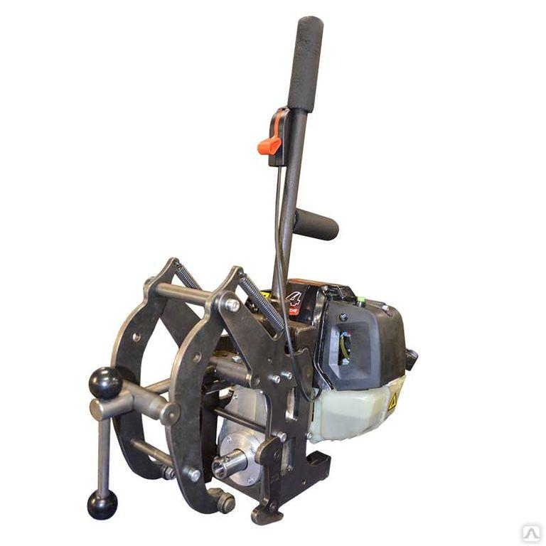 Станок рельсосверлильный МРС-БМ с 4-тактным бензиновым двигателем