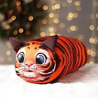 Подушка-валик антистресс 'Тигра'