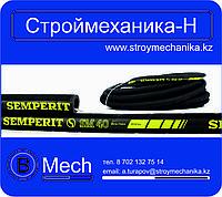 Semperit в Астане и Алматы. Шланги для бетона, раствора, рукава промышленные Semperit в Казахстане.