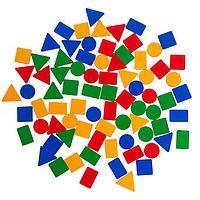 Дополнительный набор цветных деталей для 'Умного Сундучка' 80 элементов