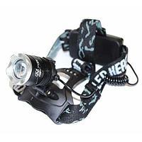 YT-K21-С - налобный фонарь аккумуляторный