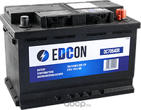 Аккумулятор EDCON DC70640R 70Ah 640A