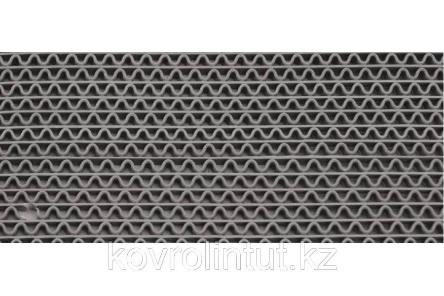 Грязезащитная дорожка PVC Aqua Step серая  0,9мх8,5м