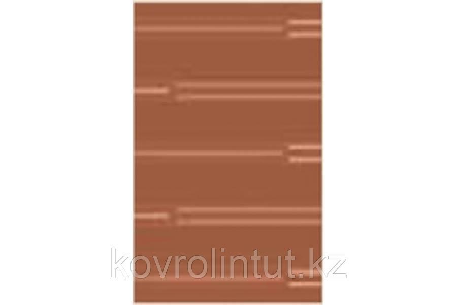 Дорожка циновка Сot 1559/8z02 Ширина 1,20м (30м) терракотовая