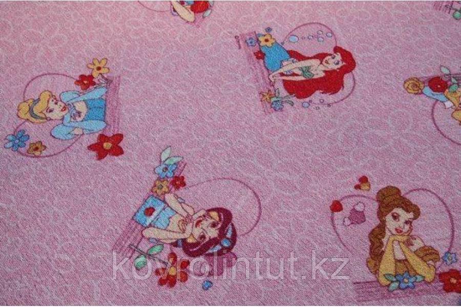 Ковролан   Princess  Tales  4м., Розовый