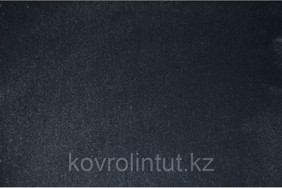 Напольное покрытие NOBLESSE 141, черный  4м.