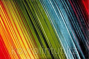 KOLIBRI (Ковер)  1,2*1,7  Радужные линии 11009/130