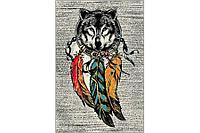 KOLIBRI (Ковер) 2*3 Ловец снов волк 11606/110