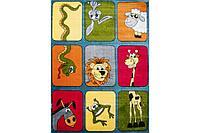 Детский коврик 1,6х2,3 11380/120 В Мире животных