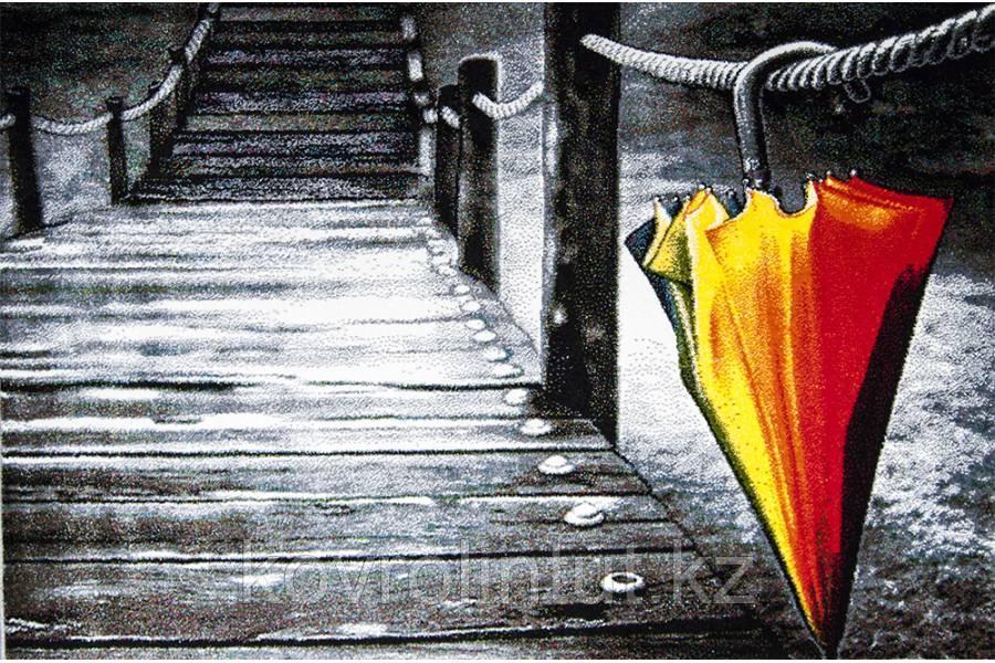 Ковёр  Украина KOLIBRI  FRIZE  1,6х2,3  11127/190  Зонт закрытый