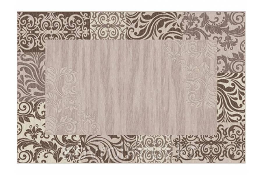 Ковёр  Украина SONATA   22014/110 2,0 х 3,0   Коричневый  тёмно-коричневый орнамент