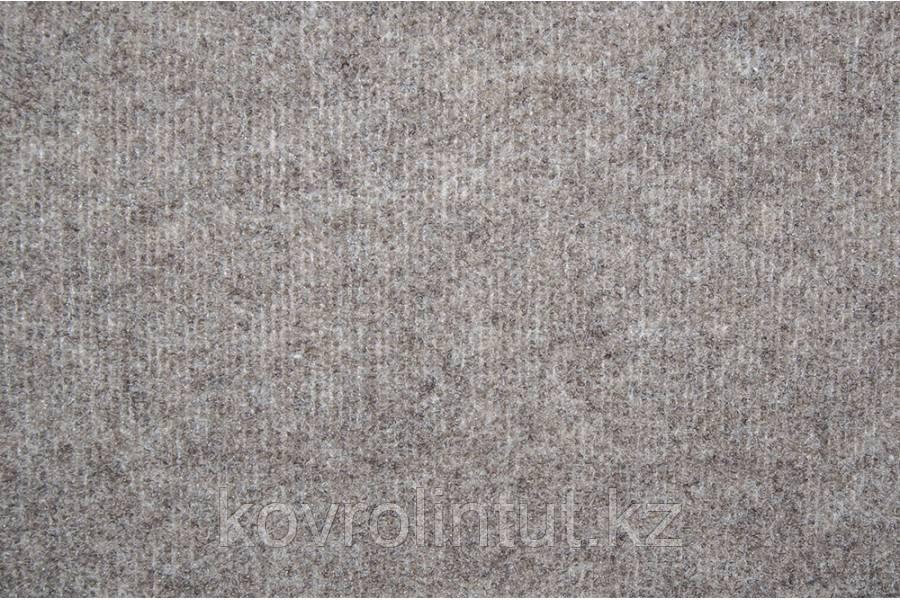 Офисный ковролин Memphis 1142  бежевый / резина 4,0м