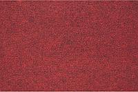 Офисный ковролин Memphis 3353 красный / резина 4,0м