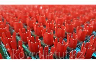 Щетинистое покрытие 0,9 х15 м,  148 Красный