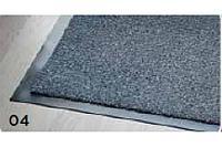 Грязезащитный коврик Olympia 04, 60x90, темно-серый