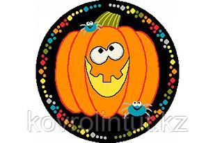 Детский коврик 0,67 х 0,67 Круглый 11090/180 Хеллоуин