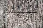 Jutex GLAMOUR  Линолеум  Baron 3828  (толщ. 3,2 защита 0,3) 4,0 м Доска серая, фото 2