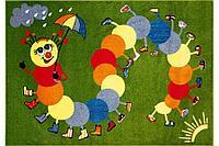 KOLIBRI (Ковер) 2*3 Веселая гусенничка 11057/130