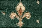 Бытовой ковролин  Berber - Luiza  3601 8 20444   4м зеленый с лилиями, фото 2