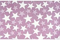 Ковер Матрикс 5610 1 15555 1,6х2,3 Розовый звёзды