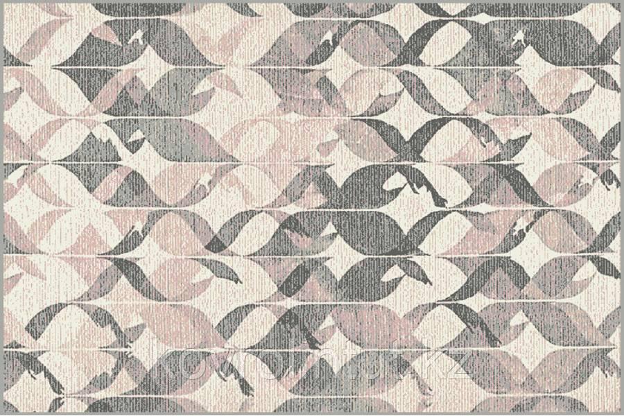 Ковёр  Украина DREAM 2,0х3,0  18011/119 Серо-розовая абстракция