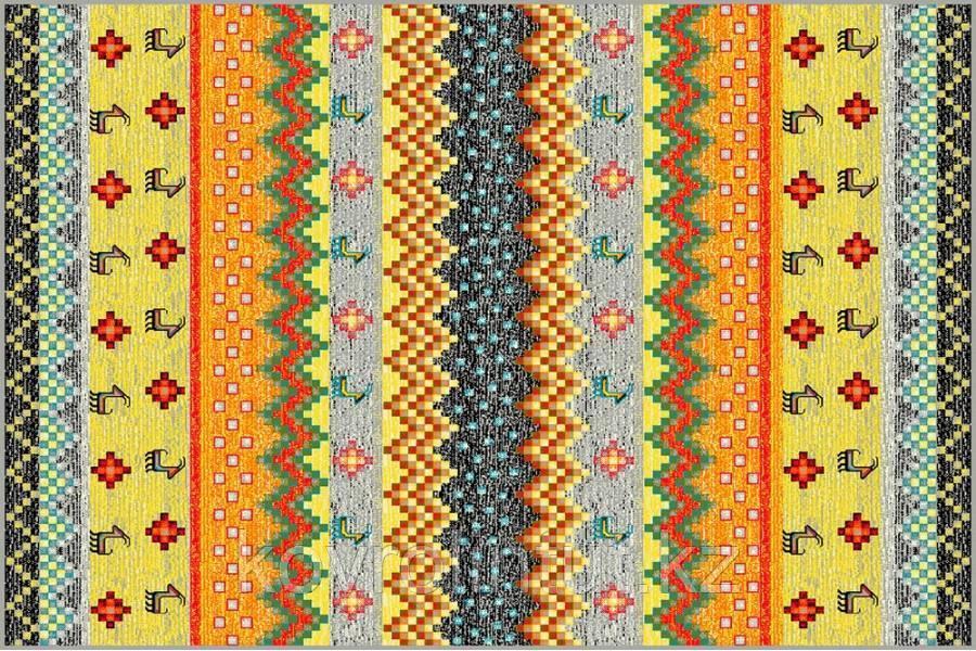 Ковёр  Украина KOLIBRI  FRIZE  1,6х2,3  11270/195 Разноцветный народное творчество