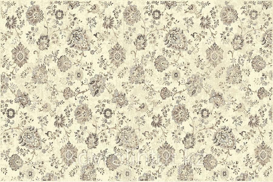 Ковёр  Украина POLLY  30015/012  2,0 х 3,0  Бежевый  цветы