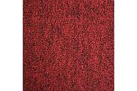 Ковровая плитка Betap Vienna 15 (50х50) толщина 3,9 мм красная (5,0 кв.м. -20 шт), М2