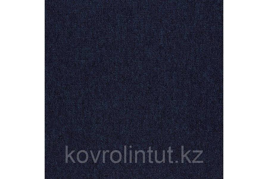 Ковровая плитка Betap Vienna 85 (50х50) толщина 3,9 мм синяя (5,0 кв.м. -20 шт), М2