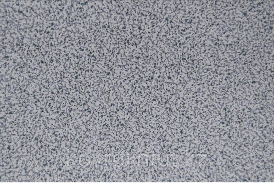 Линолеум  LG  Palace  7434 (742)  (Толщ. 1,5 защита 0,1)   серый с точками  2м
