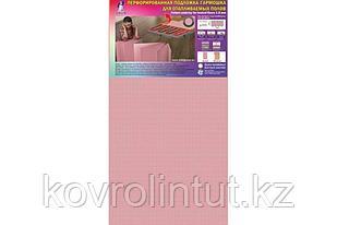 Подложка Листовая Солид 1,05м Х 0,5 м  1,8 мм  ( 8,4кв.м.)  Розовая